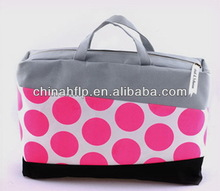 Beautiful lovely neoprene laptop tote bag