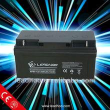 N70ZL Electric Vehicle Lead Acid Battery 65AH