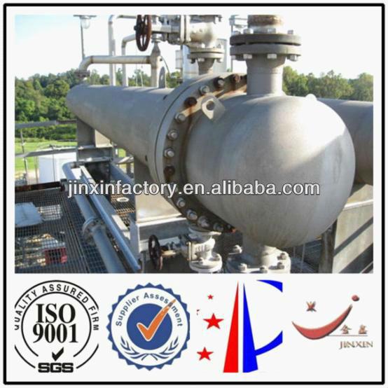 Transferencia de calor dispositivo, Cabeza flotante intercambiador de calor en la industria química fabricante en china