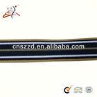 Striped Fancy Elastic Belt Webbing