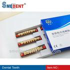 Denture Acrylic Resin Teeth 4-layer / Dental Acrylic teeth for dentures