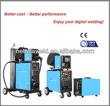 maquina de soldar argon Digital Control IGBT Double Pulse MIG/Pulse Mig/Mig/MMA Welder 315A,400A,500A,630A