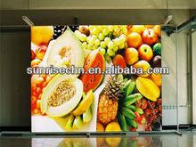 New advertising prodcuts P5,P6,P7.62,P8,P10,P12,p16 led notice boards