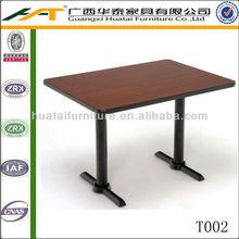 Rectangular Cafe Table