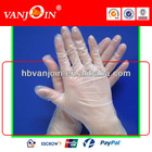 Powdered free Medical Disposable Latex Examination Gloves