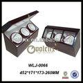 Shenzhen Quartz madeira 3 relógios automáticos Display ( SGS & vb )