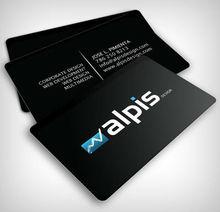 plastic business cards online