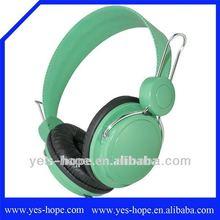 full size green headphones db