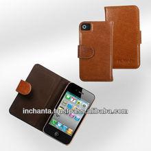 Inchanta Leather Wallet Case E2001