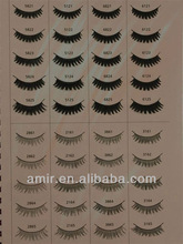 private label waterproof False Eyelashes for sale