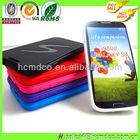 cute carton design flip cover for s4 case /phone case/flip leather case