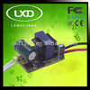internal dc to dc led driver 3W