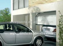 garage door sound insulation