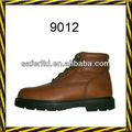 Zapatos de seguridad con de acero del dedo del pie