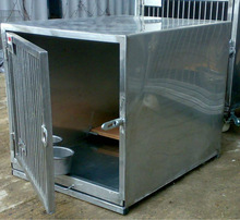Stainless Steel Cat and Dog Cages