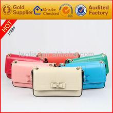 Guangzhou bags supplier leather satchel bags woman wholesale