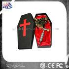Cross Coffin Case Black Box For Tattoo Machine Gun Supply