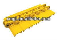 Sell excavator PC100-5/6 PC120-5/6 PC128UU-1 PC130-5/6 steel track shoe oem no.203-32-52110 or EX200-1 EX200LC-1 UH06-5