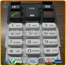 Pu coating original mobile phone keypad