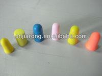 PU Foam Earplugs with CE/PAHs
