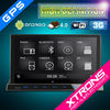 """TD728A: 7"""" Android 4.0 Tablet PC 3G WiFi Detachable Double Din Car GPS DVD Player"""