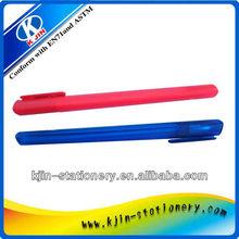 New Plastic Promotional Plastic Pen Of Ball Pen Ballpoint Pen Can Make