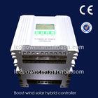 controller for hybrid solar lamps