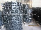 China truck spare part earthmoving machine SHANTUI bulldozer SD22 track link assy