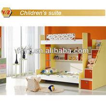 kids bedroom furniture/mdf kids bedroom furniture set