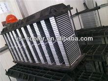china radiator core manufacturer / water radiator core