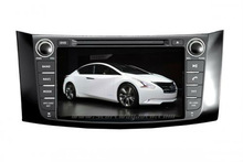 Suits for Nissan Bluebird Sylphy 2012 car dvd player