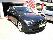 BMW 5-SERIES 530i