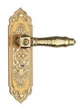 High security metal door lock set