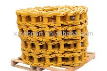 Excavator Harvester E200B track chain track link assy for Hitachi,Volvo,Sumitomo,Kobelco,ect