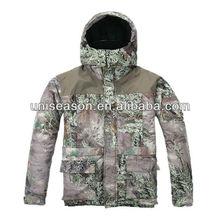 Men waterproof camo jacket hunting