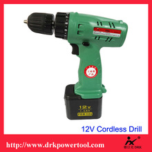 12V Screwdriver Ni-cd Cordless Drill