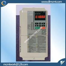 yaskawa china ac dc power supply price l1000 series 18.5kw inverter