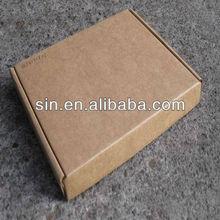 garment or Apparel fashion design folded box with logo