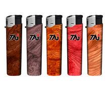TAJ brand plastic electronic thin lighter