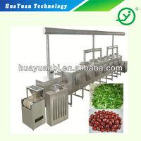 vegetables dryer machine/tobacco sterilization machine/microwave sterilizing machine