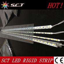 high quality 60leds/m 14.4w 24v smd 5050 rigid led strip