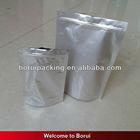 Quality Aluminum foil bag, Aluminum bag foil,zip lock aluminum foil bag with stand up gusset