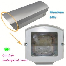 Best price wholesale!!! variety of aluminum alloy cctv camera housing with wiper for cctv camera