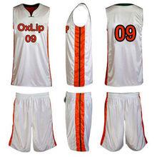 basketball uniform professional basketball set