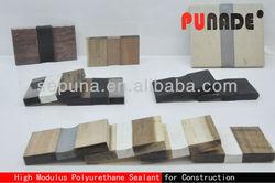 Great waterproof mould proof Polyurethane/pu sealant /green bathroom accessories set