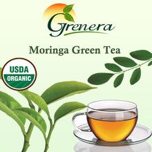 Natural Moringa Green Infusion for Sale