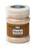 Bolivian Rose (Fine Grain) Sea Salt by Artisan - Flip-Top Jar (Case of 12)