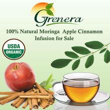 100 Natural Moringa Apple Cinnamon Infosion for sale