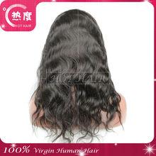 100% chinese virgin hair wigs aaaaa human hair full lace wig