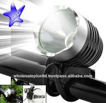 1200 Lumens LED Bicycle Headlight and Headlamp (DVR-32)